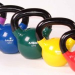 Personal training with kettlebells